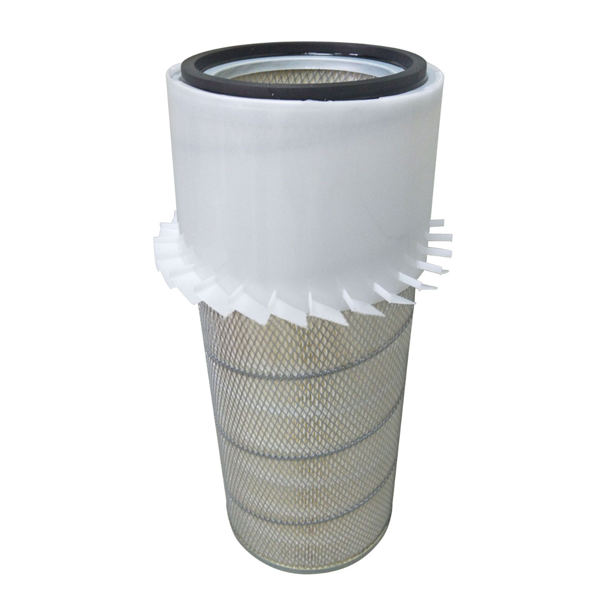 Air Filter Outer Element 6630939 Compatible with Case W11B 450B 450C 455C 480E 480ELL 480F 550 550E 550G 580D 580K 580SD 580SE 580SK 584E 585E 590 760
