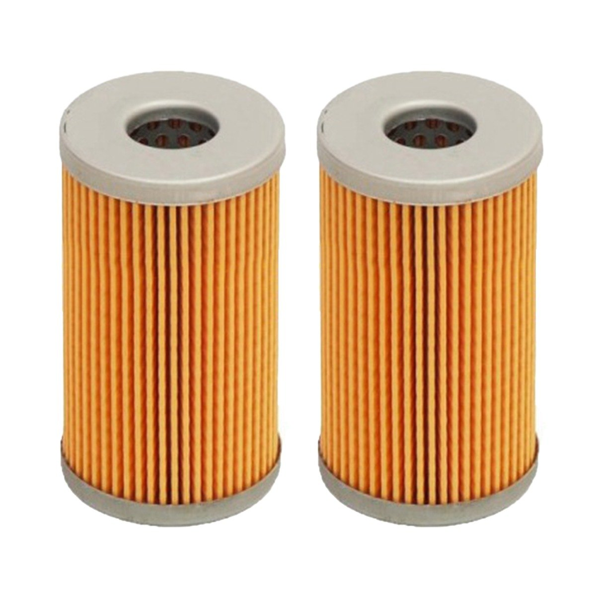 Fuel Filter 129100-55650 2PCS Compatiblewith New Holland Boomer 3040 3045 3050 4055