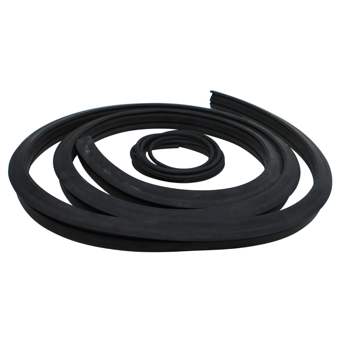 Rubber Seal and Cord 6513152 Compatible with Bobcat Skid Steer Loader A220 A300 S100 S130 S150 S160 S175 S185 S205 S220 S250 S300 S330 S70 T110 T140 T180 T190 T200 T250 T300 T320