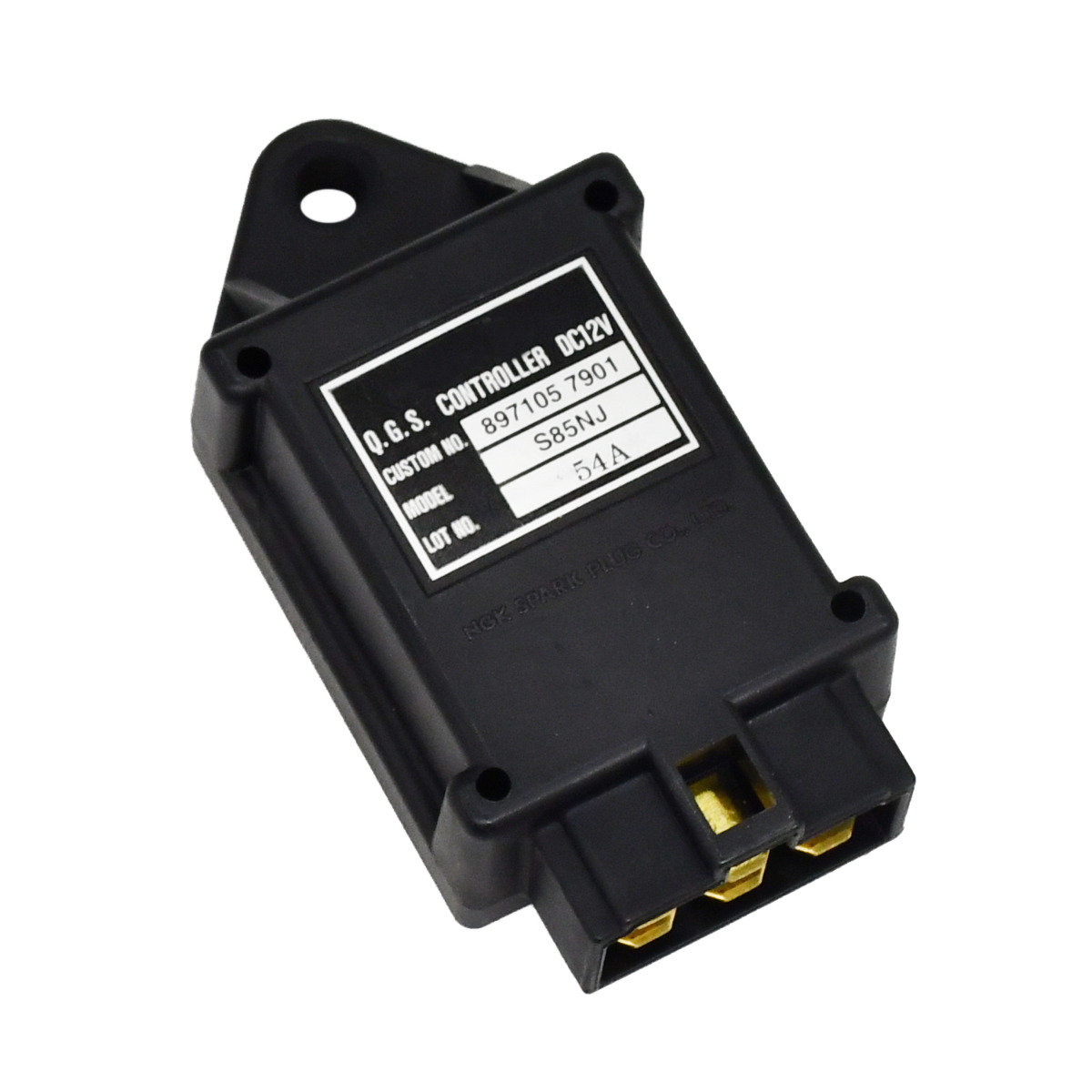 Timer Relay Controller 16415-65660 12V 6PINS Compatible with Kubota Engine D902 D905 D1005 V1305 V1505 L2900DT L3010DT L3300DT L3600DT