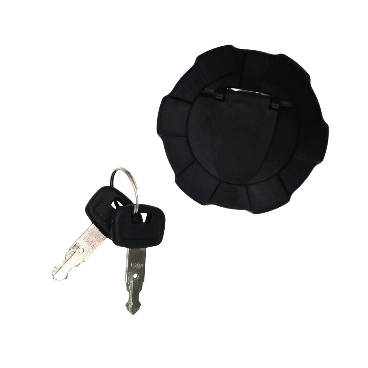 Fuel Tank Cap RD411-51122 Compatible with Kubota Excavador U35-4 U35-S2 U55 U45S U45ST U55-4 KX121-3ST KX161-3S KX040-4 KX057-4 KX121-3S KX91-3S