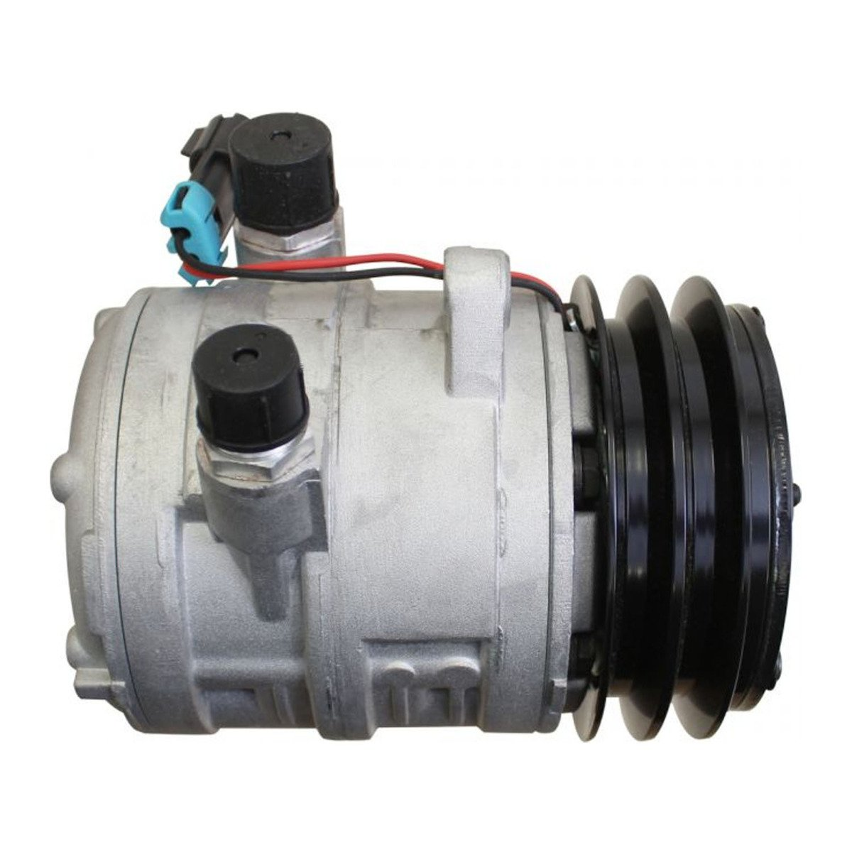 A/C Air Conditioning Compressor 6733655 Compatible with Bobcat Skid Steer Loader 773 863 864 873 883 963 A220 A300 T180 T190 T200 S330