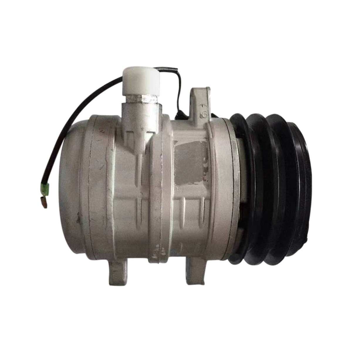 Air Conditioning Compressor 6681716 Compatible with Bobcat Excavator 331 331E 335 337 341