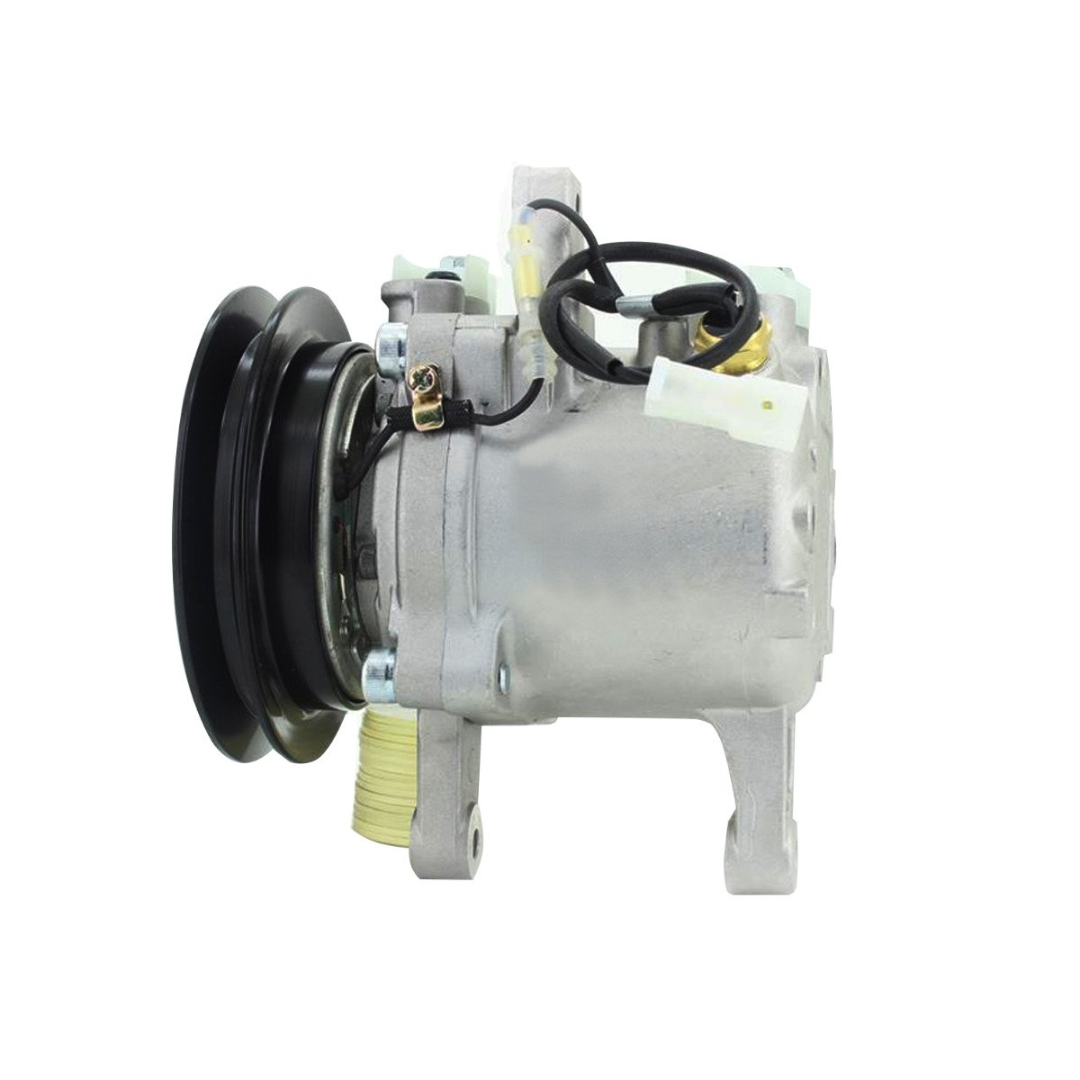A/C Air Conditioning Compressor 447280-3050 Compatible with Kubota Tractor M126 M126XDTC M126GXDTC M135 M135DTSC