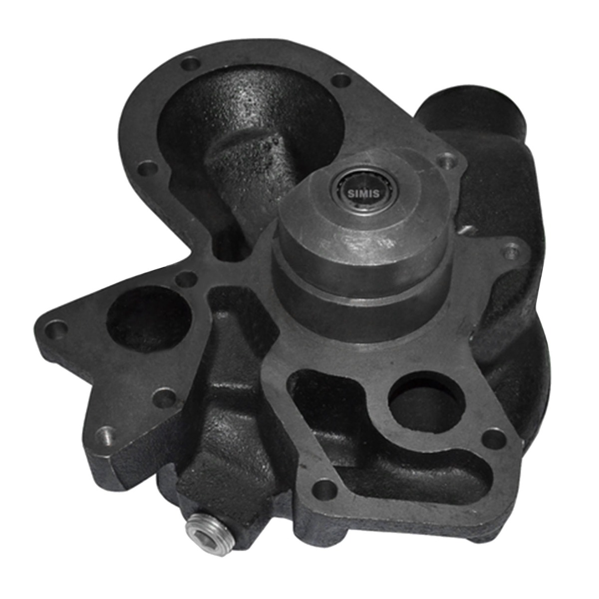 Water Pump 2558-100 Compatible with Perkins 1004.4/1004.4t V82