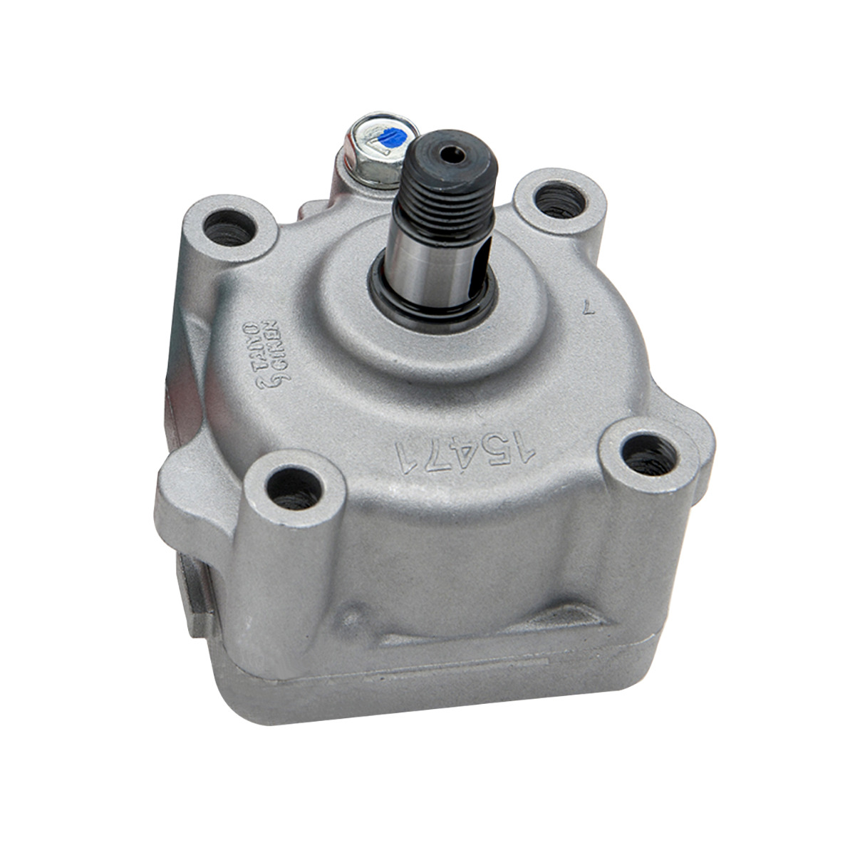 Oil Pump 15471-35013 Compatible with Kubota Wheel Loader R420 R420S R520 R520S