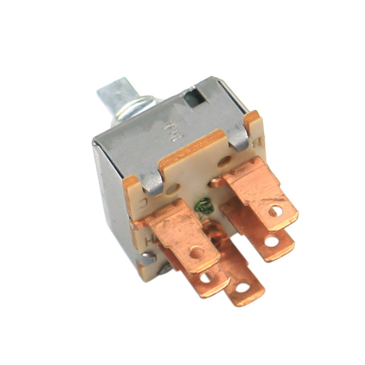 Blower Motor Switch 6675176 Compatible with Bobcat Skid steer Loader 319 320 321 322 323 324 325 328 329 331 334 335 337 341 425