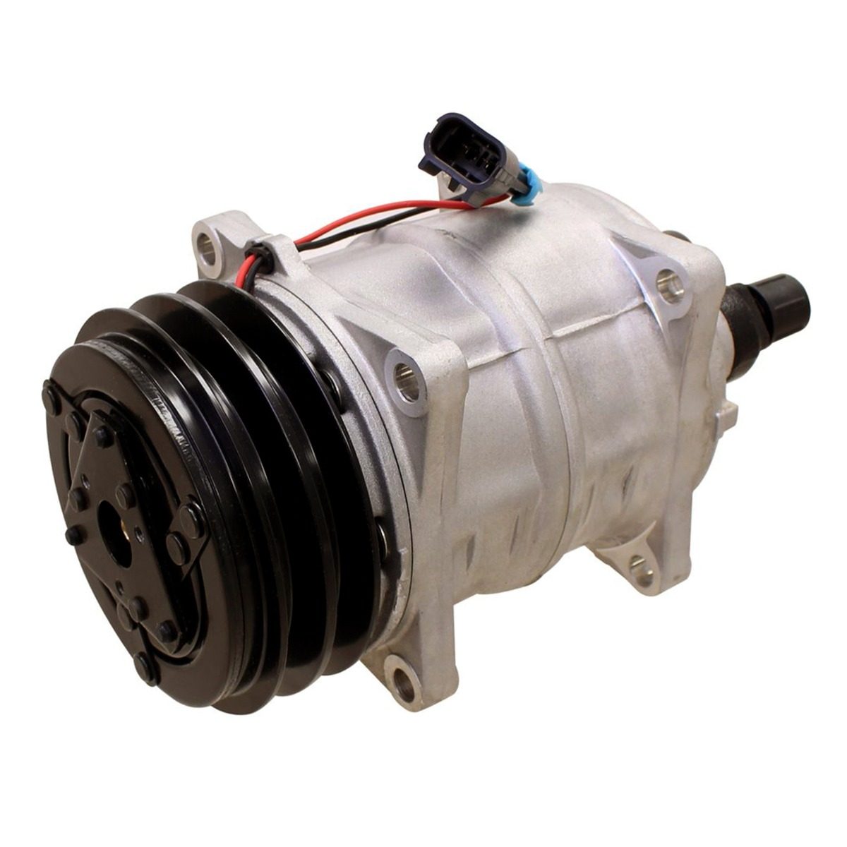 Air Conditioning Compressor 7136676 Compatible With Bobcat Skid Steer Loader S150 S185 S205 T180 T190 T190G